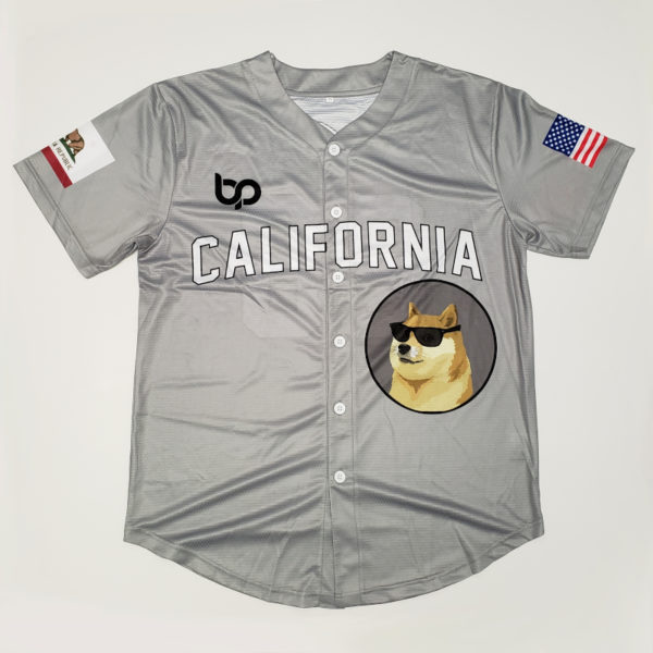 California Away Jersey